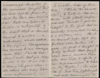 Letter from Isabella Beecher Hooker to John Hooker, September 7, 1874