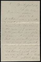 Olympia Brown to Isabella Beecher Hooker, February 12, 1876