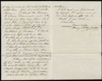 Henry Browne Blackwell to Isabella Beecher Hooker, July 2, 1872
