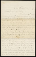 Hannah Comstock to Isabella Beecher Hooker, November 7, 1872