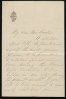Esther Jewell to Elizabeth Cady Stanton, October 9, [1870]