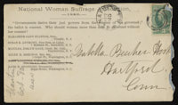 Susan B. Anthony to Isabella Beecher Hooker, September 20, 1878