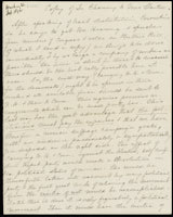 Letter from Isabella Beecher Hooker to John Hooker, February 18, 1872