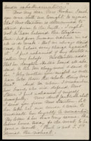 Letter from Susan B. Anthony to Isabella Beecher Hooker, November 16, 1872