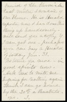 Letter from Isabella Beecher Hooker to John Hooker, January 31, 1872