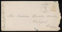 Lita Barney Sayles to Isabella Beecher Hooker, October 7, [18--]