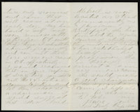 Olympia Brown to Frances Ellen Burr, July 6, 1876