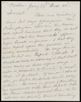 Letter from Isabella Beecher Hooker to John Hooker, January 17, 1872
