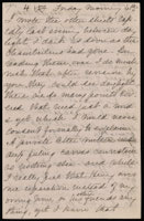 Letter from Isabella Beecher Hooker to John Hooker, September 3, 1874