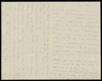 Correspondence from Charlotte Perkins Gilman to Martha Allen Luther Lane, July 21-22, 1884