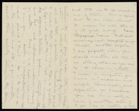 Correspondence from Charlotte Perkins Gilman to Martha Allen Luther Lane, August 27, 1888
