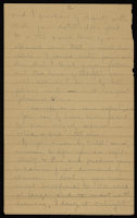 Correspondence from Charlotte Perkins Gilman to Martha Allen Luther Lane, August 11, 18, 1885