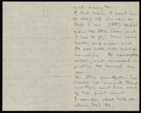 Correspondence from Charlotte Perkins Gilman to Martha Allen Luther Lane, April 26-29,1885