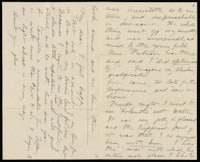 Correspondence from Charlotte Perkins Gilman to Martha Allen Luther Lane, January 3, 1883