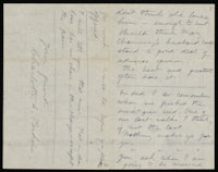 Correspondence from Charlotte Perkins Gilman to Martha Allen Luther Lane, April 9, 1883