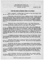 Newsletter to University Men in the Service (October 20, 1942)