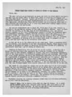 Newsletter to University Men in the Service (July 26, 1943)