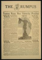 Campus The Rumpus (March 1934)