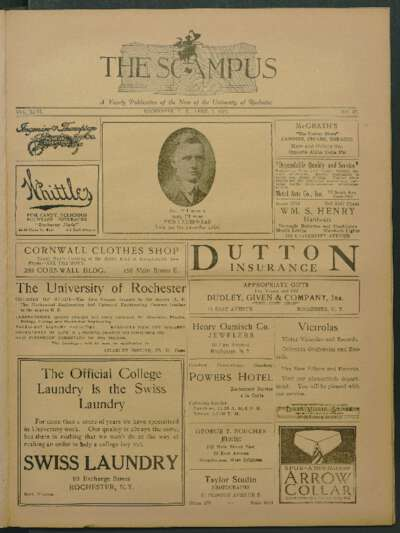 Campus: The Scampus (April 01, 1921)