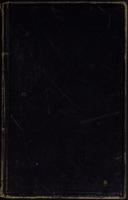 Journal of Augustus G. Coleman, Volume I