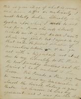 p.2 Letter from Moncrieff to Elliston, 1818