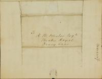 p.4 Letter from Moncrieff to Elliston, 1821