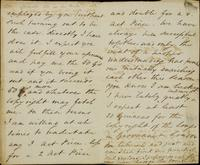 p.2 Letter from Moncrieff to Elliston, 1820