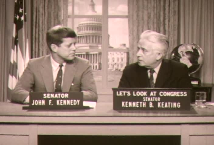 Interview of the Honorable John F. Kennedy, Senator from Massachusetts, by Senator Kenneth B. Keating, Sunday, March 20, 1960