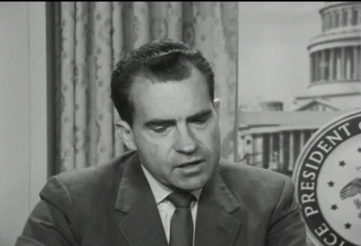 Interview of the Honorable Richard M. Nixon, Vice President of the United States, by Senator Kenneth B. Keating, Friday, August 14, 1959