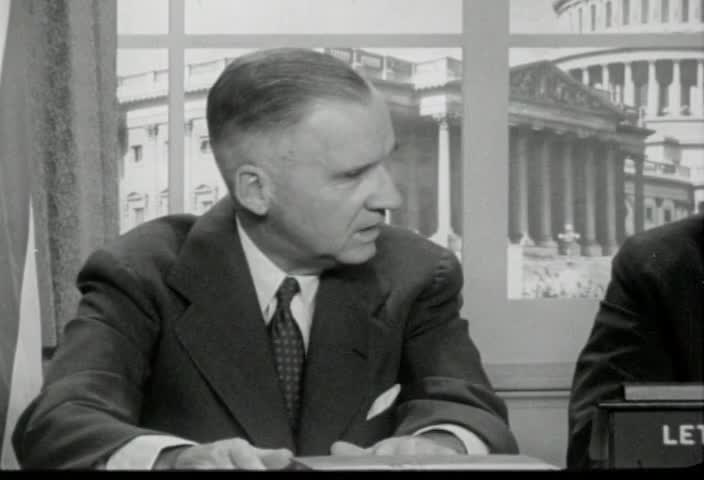 Interview of Honorable Marion B. Folsom, Secretary of Health, Education and Welfare, by Senator Kenneth B. Keating, Sunday, June 24, 1956