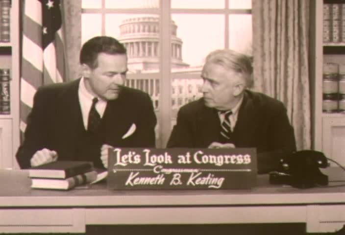 Interview of Ambassador Henry Cabot Lodge, United States Representative at the United Nations, by Representative Kenneth B. Keating