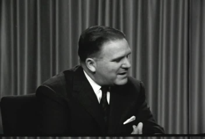 Interview with Honorable James E. Webb, Administrator of the National Aeronautics and Space Agency, by Senator Kenneth B. Keating, Sunday, October 13, 1963