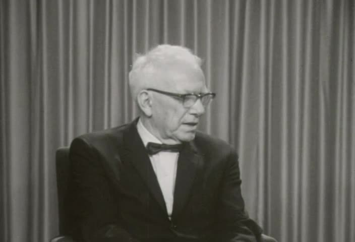 Interview of Senator George D. Aiken (R., VT.) by Senator Kenneth B. Keating, Sunday, May 31, 1964