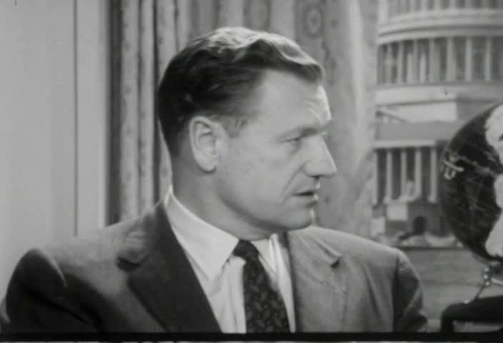 Interview of the Honorable Nelson A. Rockefeller, Governor of New York, by Senator Kenneth B. Keating, Sunday, May 28, 1961