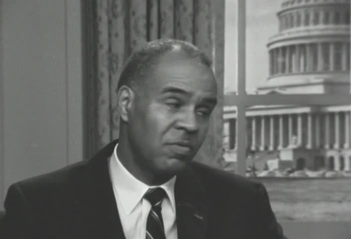 Interview with Roy Wilkins, Executive Secretary of the National Association for the Advancement of Colored People, by Senator Kenneth B. Keating, Sunday, June 2, 1963