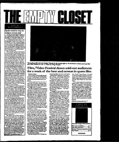 Empty Closet, no. 253 (November 1993)