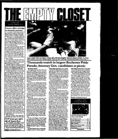Empty Closet, no. 261 (August 1994)