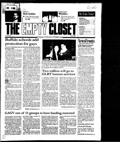 Empty Closet, no. 322 (March 2000)