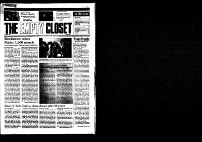 Empty Closet, no. 349 (August 2002)