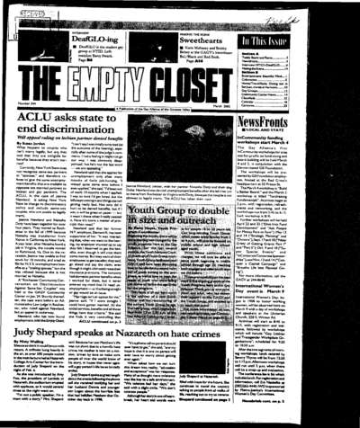 Empty Closet, no. 344 (March 2002)