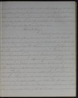 p.85 Journal of Augustus G. Coleman, Volume V