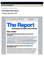 The Report (September 12, 2016)