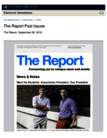 The Report (September 26, 2016)