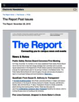 The Report (November 28, 2016)
