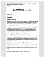 Parents Buzz (August 21, 2014)