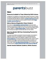 Parents Buzz (September 21, 2017)