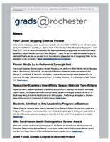 Grads @Rochester (October 4, 2015)