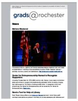 Grads @Rochester (October 11, 2015)
