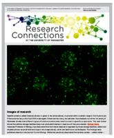 Research Connections (June 20, 2014)