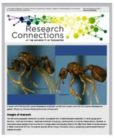 Research Connections (August 29, 2014)